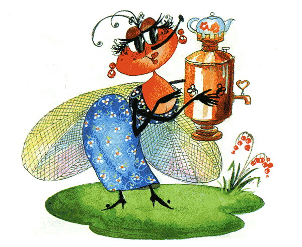 муха=цокотуха мультфильм смотреть онлайн бесплатно: